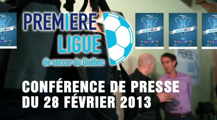Confrence Premire Ligue 2013