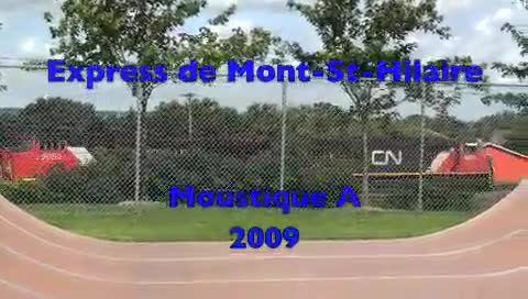 Saison 2009 Moustique A partie 1