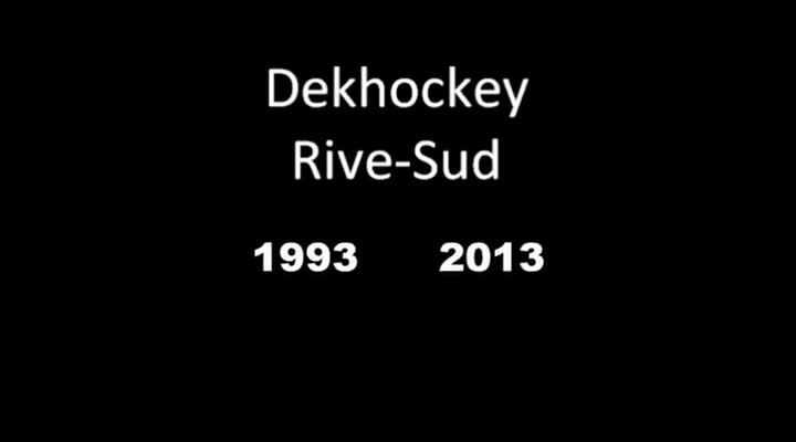Dekhockey Rive Sud Avantage Membre 2013