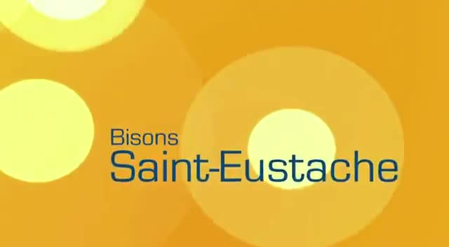 Les Bisons de Saint-Eustache (vido promotionnelle 2011)